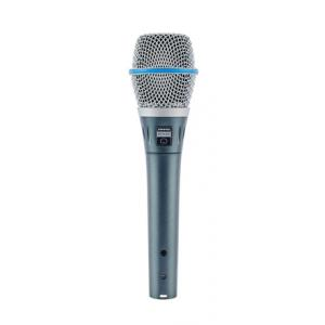 Is Shure Beta 87C a good match for you?