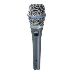 Is Shure Beta 87C B-Stock a good match for you?