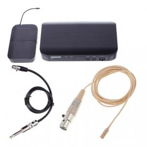 Is Shure BLX14 T11 BodymiKe Tan Bundle a good match for you?