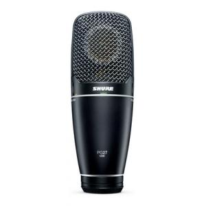 """Take the """"IS IT GOOD FOR ME"""" test for """"Shure PG27 USB B-Stock"""", read the reviews and join the community!"""