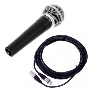 Is Shure SM58 LC Monster Bundle a good match for you?