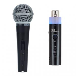 """Take the """"IS IT GOOD FOR ME"""" test for """"Shure SM58 USB Bundle"""", read the reviews and join the community!"""