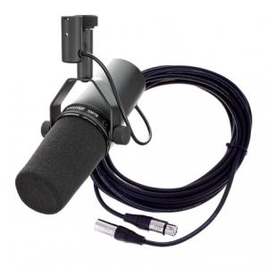 Is Shure SM 7 B Monster Bundle a good match for you?