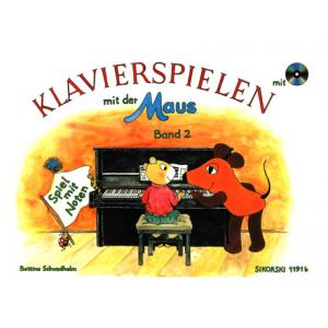 """Take the """"IS IT GOOD FOR ME"""" test for """"Sikorski Musikverlage Klavierspielen Maus 2 +CD"""", read the reviews and join the community!"""