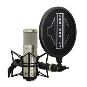 Is Sontronics STC-3X Pack silver a good match for you?