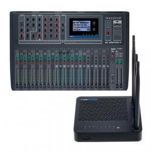 """Take the """"IS IT GOOD FOR ME"""" test for """"Soundcraft Si Impact Router Bundle"""", read the reviews and join the community!"""
