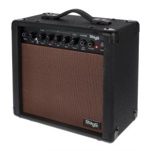 Is Stagg 15 AA DR Acoustic Combo a good match for you?