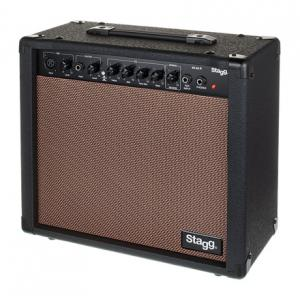 Is Stagg 20 AA R Acoustic Combo a good match for you?
