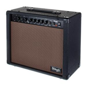 Is Stagg 40 AA R Acoustic Combo a good match for you?