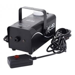 """Take the """"IS IT GOOD FOR ME"""" test for """"Stairville AF-40 Mini Fog Machine"""", read the reviews and join the community!"""