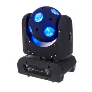 Is Stairville Beam Ball 100 Quad LED 10x10W a good match for you?