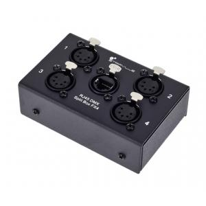 """Take the """"IS IT GOOD FOR ME"""" test for """"Stairville RJ45 DMX Split Box FX4-5pin"""", read the reviews and join the community!"""