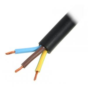 Is Stairville RubberCable 3x1,5 mm² black a good match for you?
