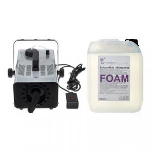 Is Stairville SF-650 Foam Machine Bundle a good match for you?