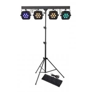 Is Stairville Stage Quad LED RGB WW Bundle a good match for you?
