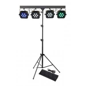 Is Stairville Stage Quad LED RGBW Bundle a good match for you?