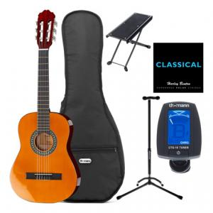 """Take the """"IS IT GOOD FOR ME"""" test for """"Startone CG851 1/2 Classical Guitar Set"""", read the reviews and join the community!"""