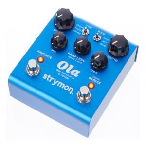 Is Strymon Ola Chorus Vibrato Pedal a good match for you?