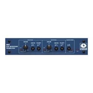 Is Symetrix 302 2-Channel Mic Preamp a good match for you?