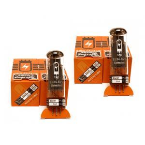 Is TAD RT254 Tubes EL34-SVT Quartett a good match for you?