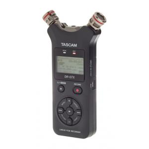 Is Tascam DR-07X a good match for you?