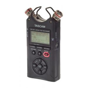 Is Tascam DR-40X a good match for you?