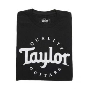 Is Taylor Basic Black Aged Logo Tshirt L a good match for you?