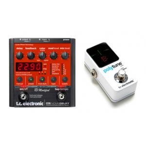 Is TC Electronic ND-1 Nova Delay iB Polytune the right music gear for you? Find out!