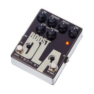 """Take the """"IS IT GOOD FOR ME"""" test for """"Tech 21 Boost D.L.A. Tap Tempo V3"""", read the reviews and join the community!"""