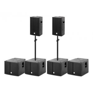 Is the box pro Achat112/115 High Power Bundle a good match for you?