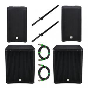 Is the box pro DSP 112 / 18 Power Bundle a good match for you?
