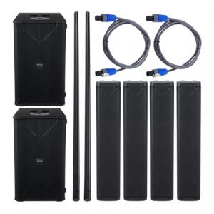 Is the box pro TL Twin Top Stereo Bundle a good match for you?