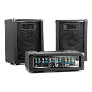 Is the t.amp PA 4080 Package a good match for you?