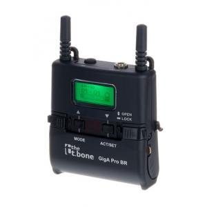 Is the t.bone GigA Pro Bodypack Receiver a good match for you?