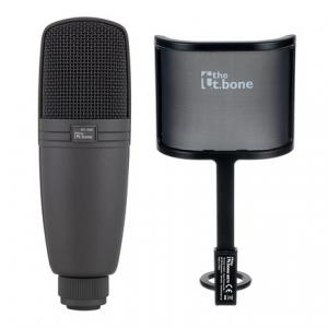 Is the t.bone SC 300 Bundle a good match for you?