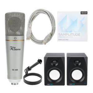 Is the t.bone SC 440 USB Podcast Bundle 2 a good match for you?