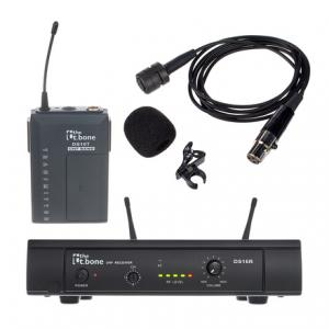 Is the t.bone TWS Lapel Set 821 MHz a good match for you?