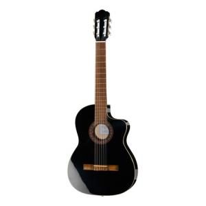 """Take the """"IS IT GOOD FOR ME"""" test for """"Thomann Classic-CE 4/4 Guitar Black"""", read the reviews and join the community!"""