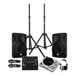 """Take the """"IS IT GOOD FOR ME"""" test for """"Thomann DJ TT Bundle"""", read the reviews and join the community!"""