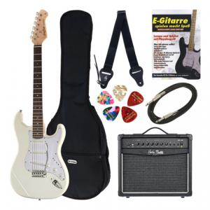 "Take the ""IS IT GOOD FOR ME"" test for ""Thomann Guitar Set G2 White"", read the reviews and join the community!"