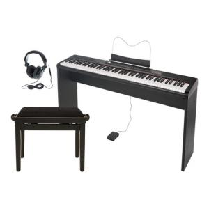 Is Thomann SP-320 Digital Piano Bundle a good match for you?