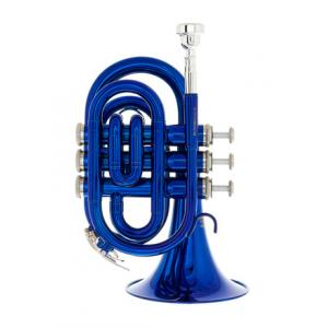 Is Thomann TR 25 Bb-Pocket Trumpet Blue a good match for you?