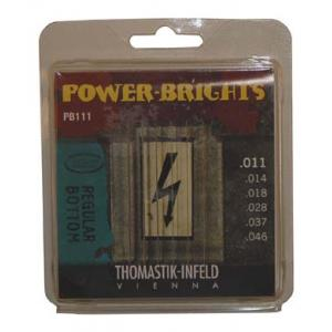 Is Thomastik Power Brights Medium the right music gear for you? Find out!