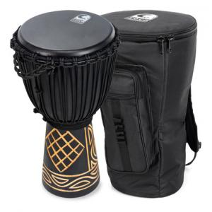 "Take the ""IS IT GOOD FOR ME"" test for ""Toca 10' Black Mamba Djembe B-Stock"", read the reviews and join the community!"