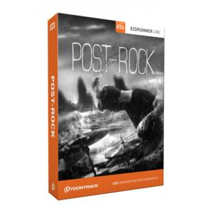 "Take the ""IS IT GOOD FOR ME"" test for ""Toontrack EZX Post Rock"", read the reviews and join the community!"