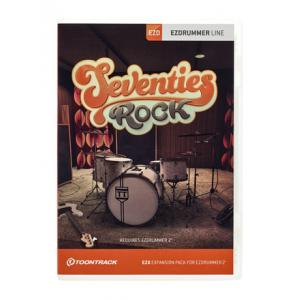 """Take the """"IS IT GOOD FOR ME"""" test for """"Toontrack EZX Seventies Rock"""", read the reviews and join the community!"""