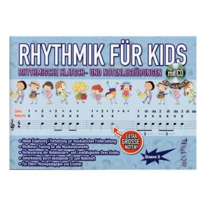 """Take the """"IS IT GOOD FOR ME"""" test for """"Tunesday Records Rhythmik for Kids"""", read the reviews and join the community!"""