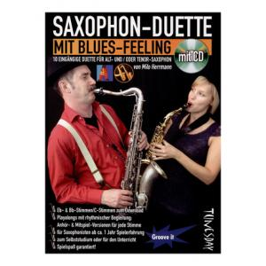 """Take the """"IS IT GOOD FOR ME"""" test for """"Tunesday Records Saxophone-Duette mit Blues"""", read the reviews and join the community!"""