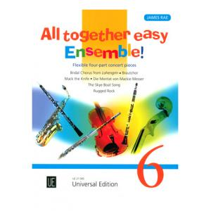 "Take the ""IS IT GOOD FOR ME"" test for ""Universal Edition All Together Easy Ensemble 6"", read the reviews and join the community!"