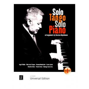 "Take the ""IS IT GOOD FOR ME"" test for ""Universal Edition Solo Tango Solo Piano"", read the reviews and join the community!"
